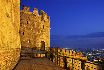 Thessaloniki - Ano Poli - Kastra