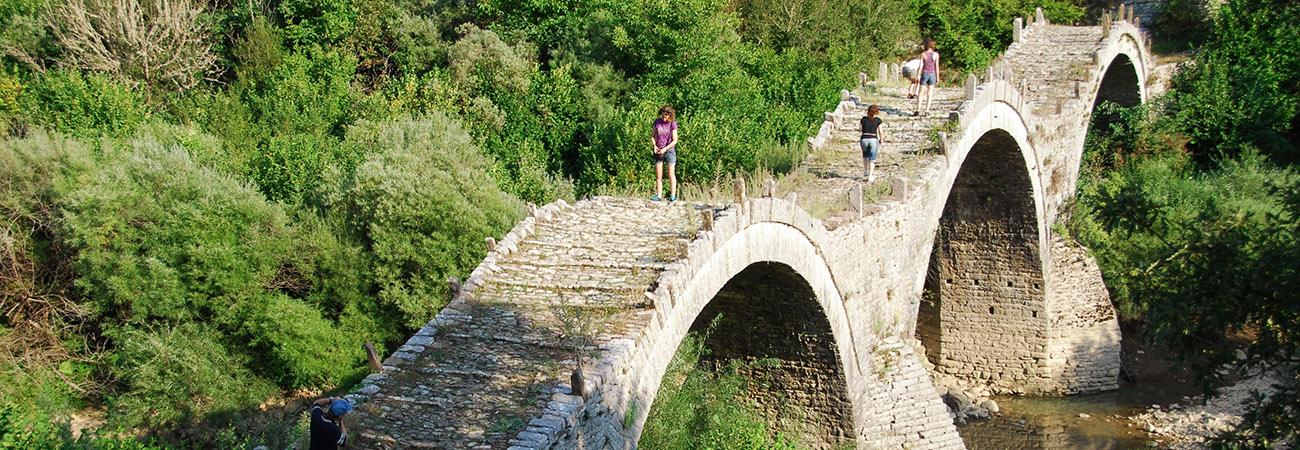 Thessaloniki, Ioannina, Zagoria, Meteora