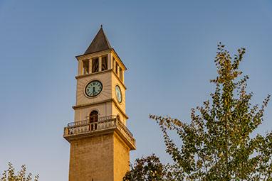 Albania-Tirana-Πύργος του ρολογιού
