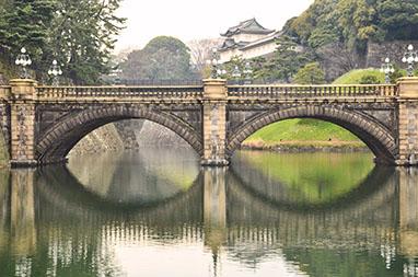 Japan-Tokyo-Αυτοκρατορικό Ανάκτορο του Τόκιο