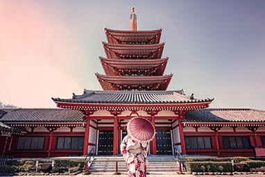 Japan-Tokyo-Ναός Σένσο-τζι