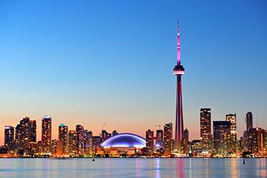 Canada-Toronto-CN Tower