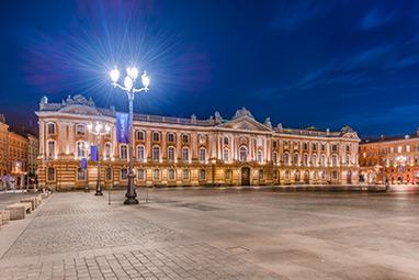 France - Toulouse - Capitole de Toulouse