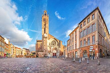 France - Toulouse - Saint-Etienne