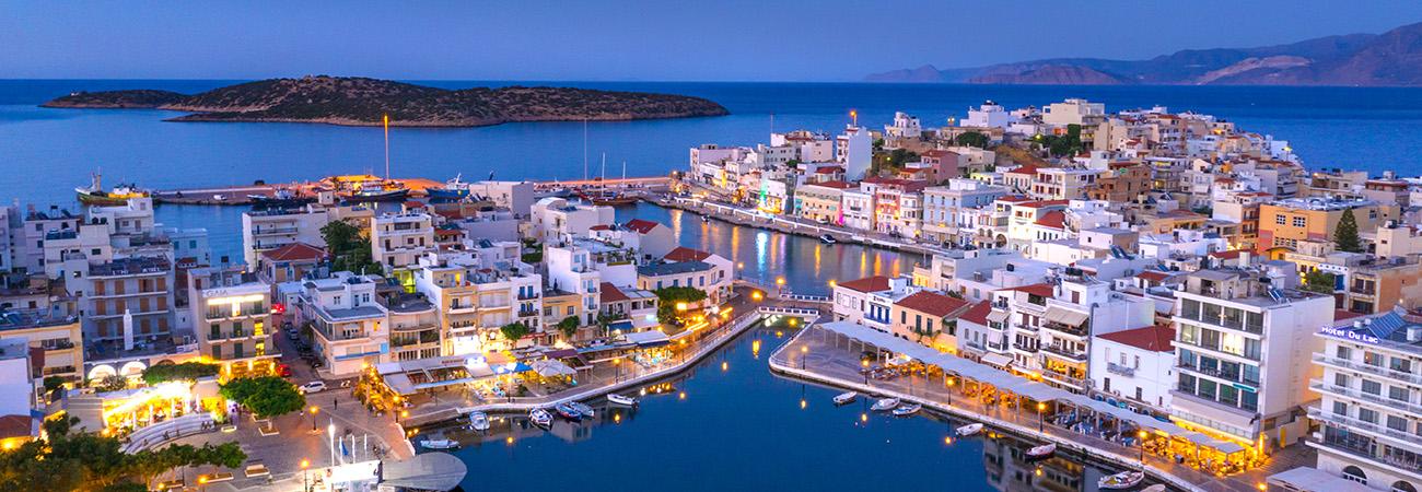 Tour of Crete: Heraklion, Rethymnon, Chania