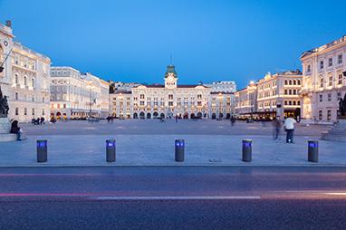 Italy-Trieste-Piazza dell'Unità d'Italia