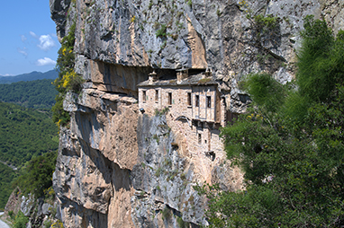 Epirus-Tzoumerka-Mονή Κηπίνας