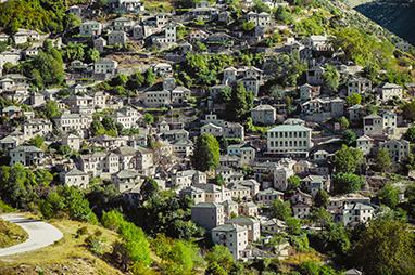 Epirus-Tzoumerka-Συρράκο
