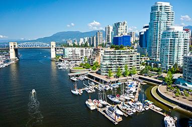 Canada-Vancouver-Granville Island