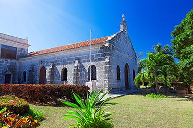 Cuba-Varadero-Iglesia Santa Elvira