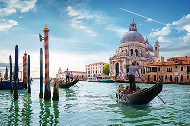 Italy-Venice-Grand Canal
