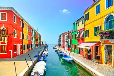 Italy-Venice-Murano – Burano