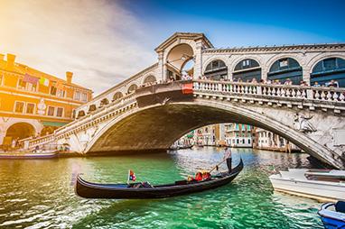 Italy-Venice-Ponte di Rialto