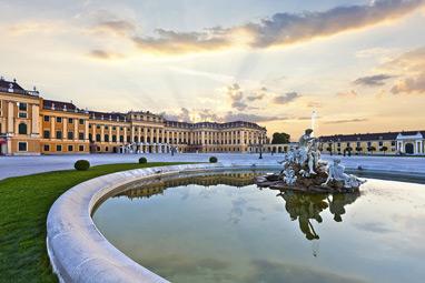 Austria-Vienna-Παλάτι Schönbrunn