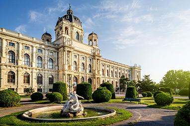 Austria-Vienna-Μουσεία στη Βιέννη