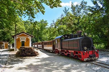 Thesalia-Pelion-The train of Pelion