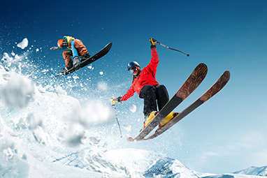 Peloponnissos-Vytina-Hiking and skiing in Mainalo