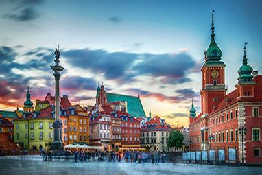 Poland-Warsaw-Η Παλιά Πόλη