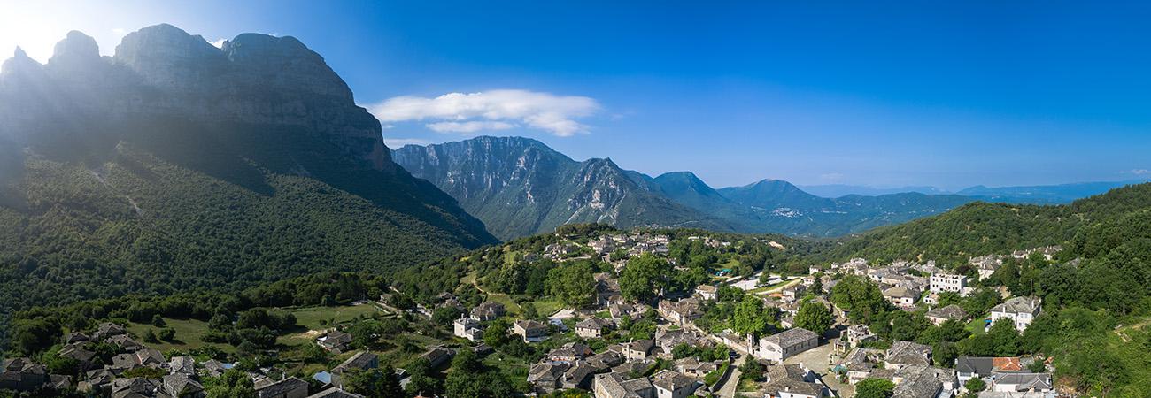 Zagoria: Secret villages