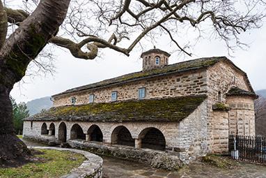 Epirus-zagorochoria-In the stone monasteries