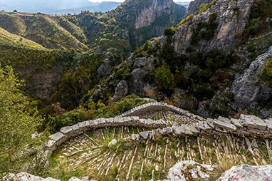 Epirus-zagorochoria-At Vradeto stair (Skala)