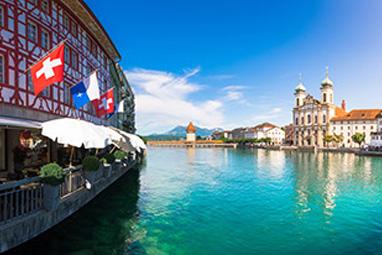 Switzerland-Zurich-Lake