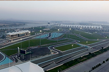 United Arab Emirates-Abu Dhabi-Ferrari World