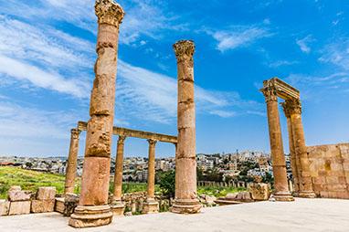Jordan-Amman-Ακρόπολη του Αμμάν