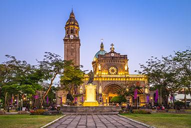 Philippines - Manila - Quiapo Church