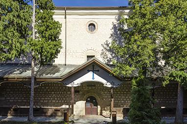 Bulgaria-Bansko-Η Εκκλησία Αγίας Τριάδας