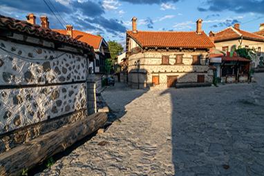 Bulgaria-Bansko-Παλιά πόλη του Μπάνσκο