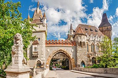 Hungary-Budapest-ΠάρκοVárosliget