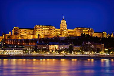 Hungary-Budapest-Βασιλικό Ανάκτορο Βούδας