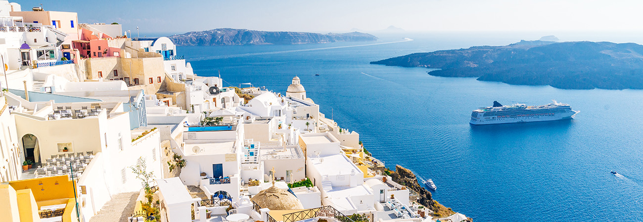 Athens with a cruise to Greek islands