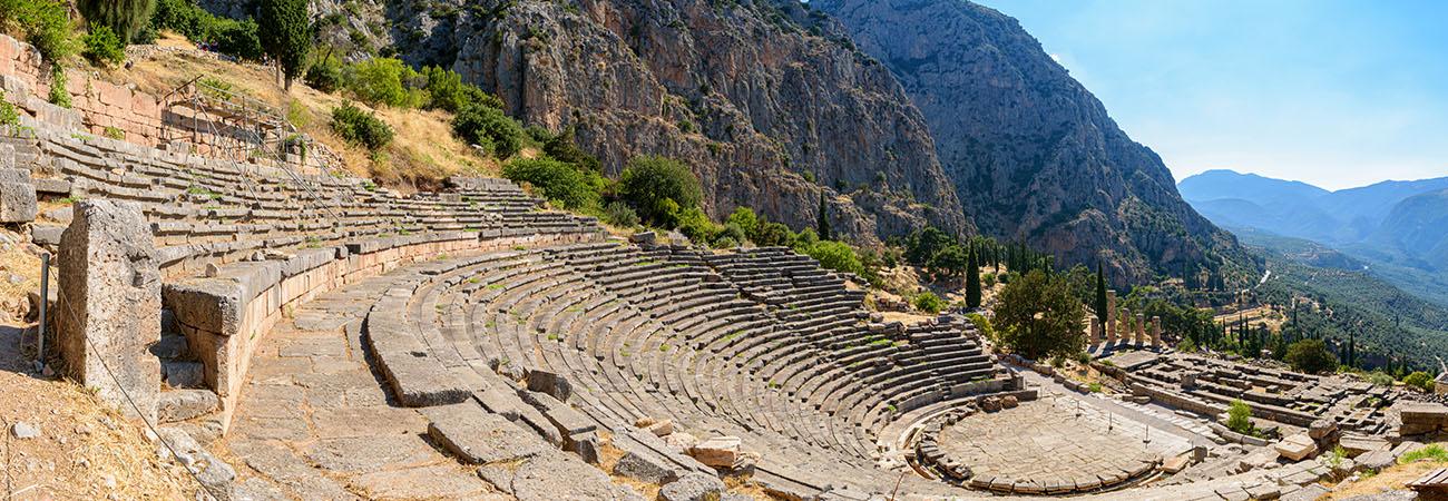 Στερεά Ελλάδα, Δελφοί