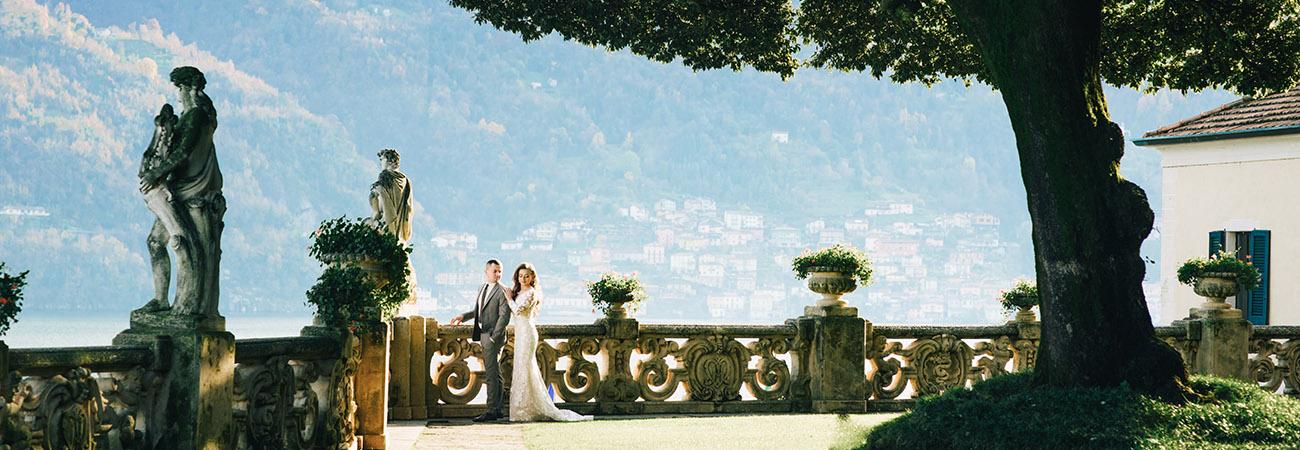 Γαμήλια ταξίδια  στην Ευρώπη