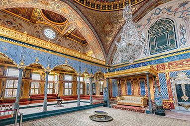 Turkey-Istanbul-Μουσείο Παλάτι Τοπ Καπί