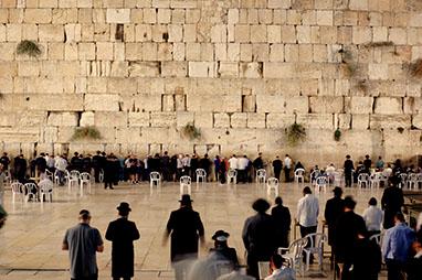 Israel-Jerusalem-Τείχος των δακρύων