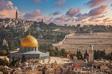 Israel-Jerusalem-Ακρόπολη (Πύργος του Δαβίδ)