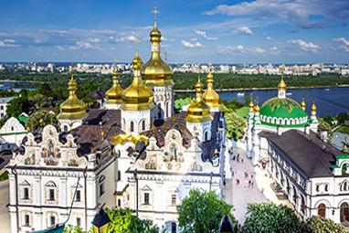 Ukraine-Kiev-Μοναστήρι της  Λαύρας των Σπηλαίων