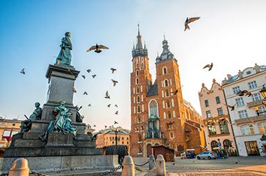 Poland-Krakow-Στη παλιά  πόλη
