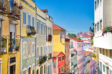 Portugal-Lisbon-Alfama