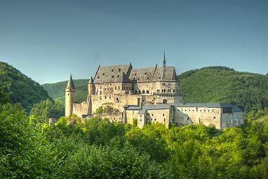 Luxembourg-Luxembourg-Château de Vianden