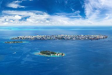 Indian Ocean-Maldives-Male