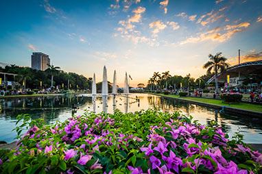 Philippines - Manila - Rizal Park