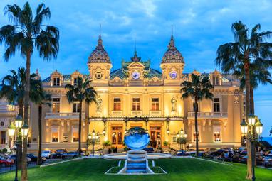 Monte Carlo - Casino de Monte Carlo