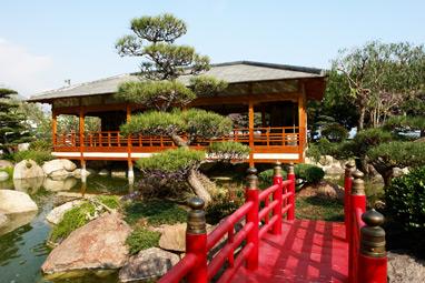Monte Carlo - Japanese Garden