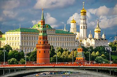Russia-Moscow-Το Κρεμλίνο
