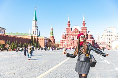Russia-Moscow-Κόκκινη Πλατεία