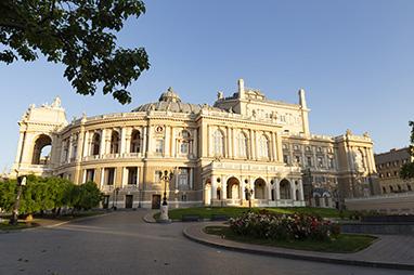 Ukraine-Odessa-Θέατρο Όπερας